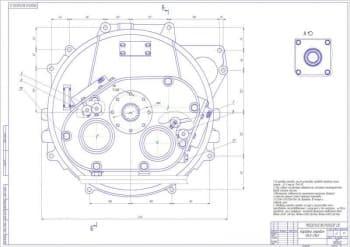 Модернизация трансмиссии автомобиля УАЗ-3163 с разработкой технологии изготовления ведомого вала