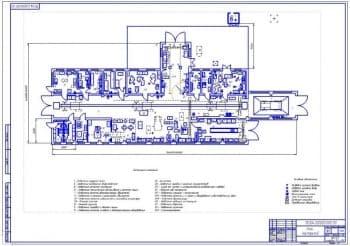 Участок ТО и ремонта КПП энергонасыщенных тракторов с разработкой солидолонагнетателя