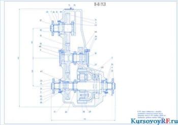 Курсовой расчет и проектирование раздаточной коробки в автомобиле ГАЗ-3308