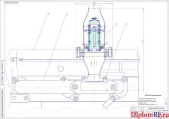 Разработка приспособления термической нейтрализации выхлопных газов автотракторных дизелей