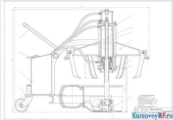 Расчет МРЗ и разработка шиномонтажного стенда