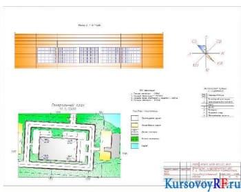 Курсовое проектирование ремонтно-механического цеха в г. Петропавловск - Камчатский