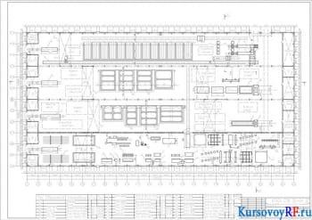 Проектирование завода железобетонных конструкций для инженерного оборудования улиц