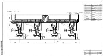 5.Площадка компрессорных агрегатов  А1