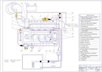 Функциональная схема управления (ф.А1)