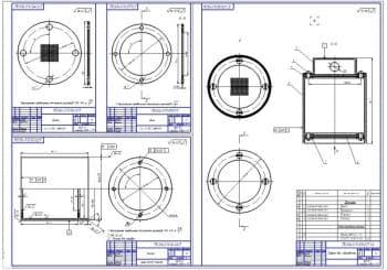 Сборочный чертеж (ф.А1)