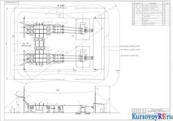 Курсовая разработка системы электроснабжения завода сварочного оборудования