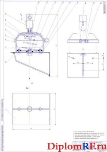 Модернизация системы смазки дизельного двигателя с турбонаддувом двигателя Д-245