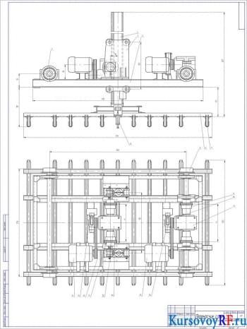 Применение автомата-садчика установленного на пресс СМ-1085 для производства кирпича
