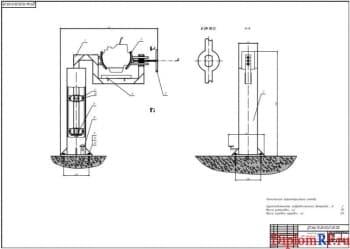 Совершенствование работы ПТБ с разработкой  ремонтного стенда для КПП автобусов