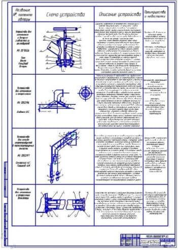 Дипломный проект реконструкции ремонтной мастерской с конструктивной разработкой устройства для заправки и отпуска нефтепродуктов