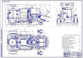 Планирование и организация технического обслуживания и ремонта автомобилей в МТП с разработкой приспособления для выпрессовки шкворней грузовых автомобилей