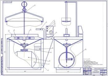 Проект организации ТО и ремонта МТП с разработкой технологии ремонта системы охлаждения, анализом неисправностей радиаторов и конструированием стенда для их испытания
