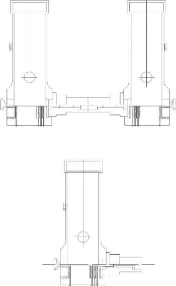 Рабочие и эскизные чертежи к проекту