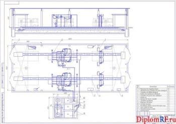 Организация ТО и диагностики автобусов ПАЗ-3205 с модернизацией конструкции солидолонагнетателя