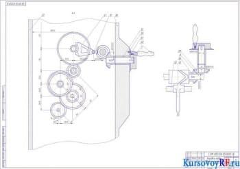 Разработка проекта модернизации привода подач станка вертикально-фрезерного типа