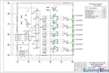 Котельная, газифицированная отопительная мощностью 58,15 мегаватт в городе Нижневартовск