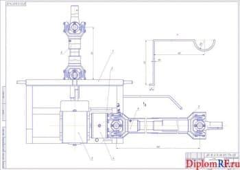 Дипломный проект участка ТО МТП с разработкой пускового устройства тракторов в зимний период