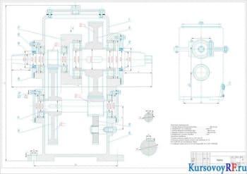 Создание привода цепного транспортёра с асинхронным электродвигателем