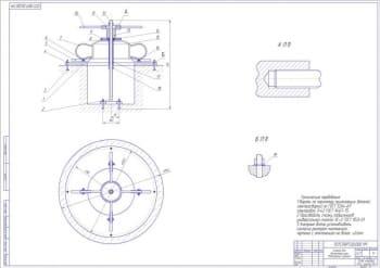 Организация технического обслуживания и ремонта МТП с разработкой стенда для демонтажа шин колёс грузовых автомобилей