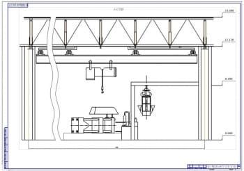 Разработка проекта цеха цветного литья способом под высоким давлением на изготовление 10000 тонн в год