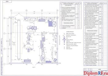 Проект ПАТП  разработкой подъёмника для вывешивания автобусов  и грузовых автомобилей